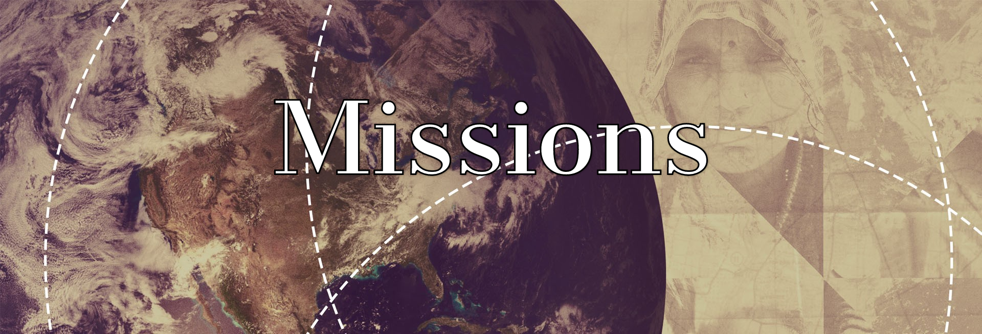 Preach the Gospel Missions Church Website Banner